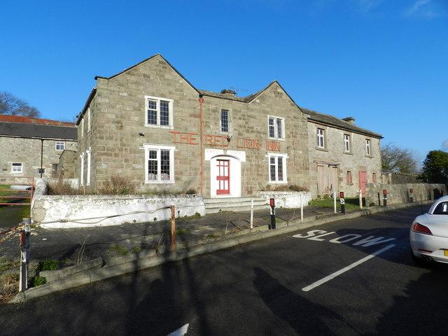 Red Lion Inn, Wensley