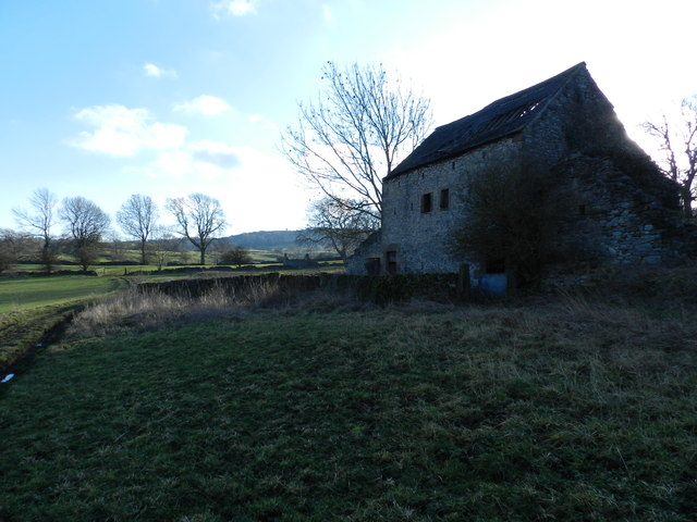 Dalefields Barn, near Wensley