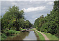SJ6542 : Shropshire Union Canal at Audlem Locks, Cheshire by Roger  Kidd