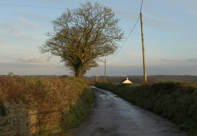 Lane to Heywoods