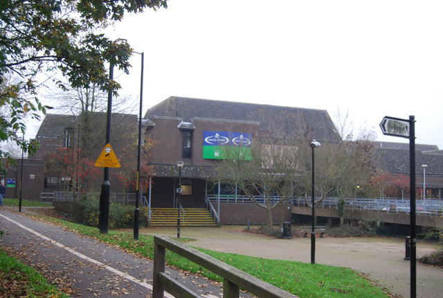 The Angel Leisure Centre