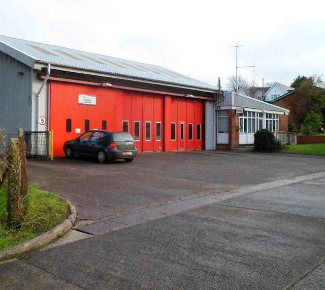 Cowbridge Fire Station