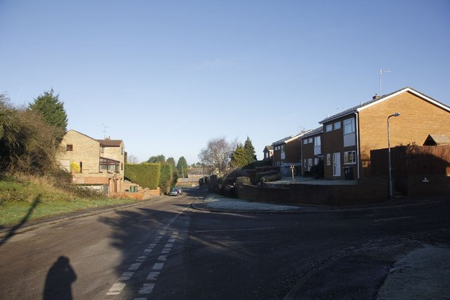 Forest Road into Piddington