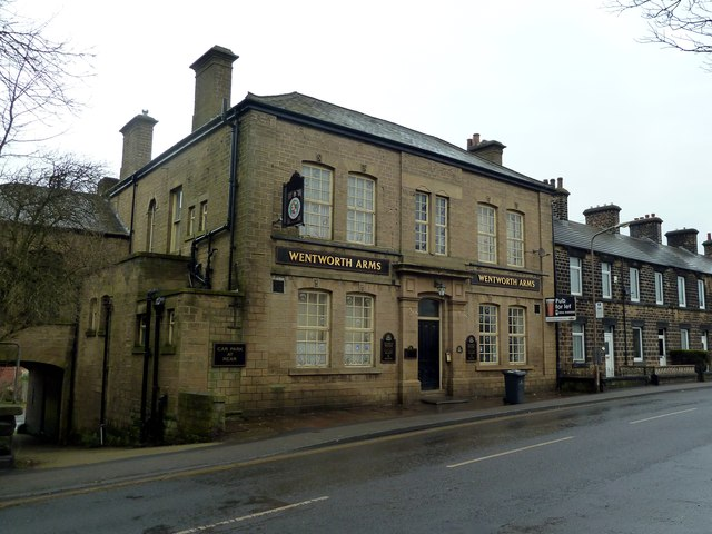 The Wentworth Arms