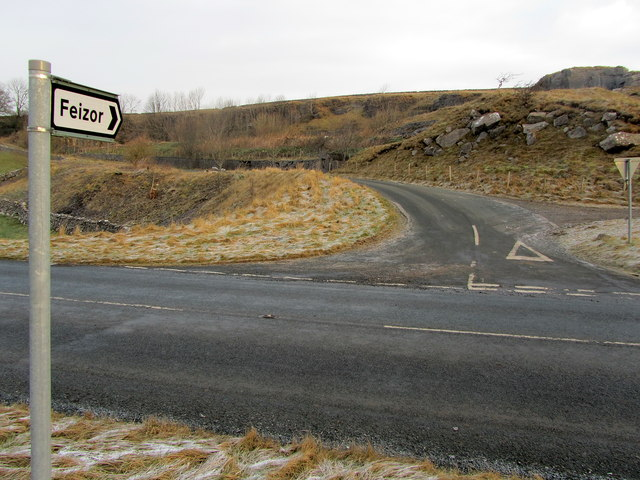 The Road to Feizor