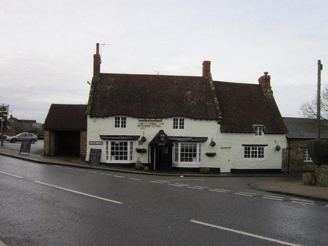 The Royal Oak, Blisworth