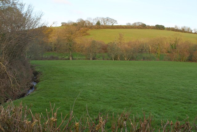 In the Taw valley