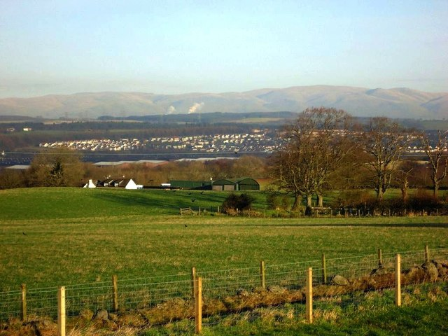 View to Clayfaulds