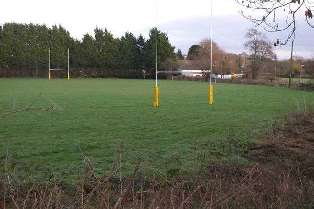Rugby ground, North Tawton