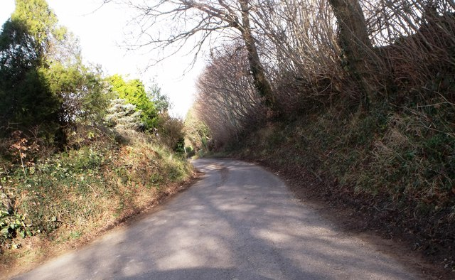 West End Lane by Grays Farm, Henfield