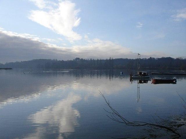 Broadwater lake, Denham