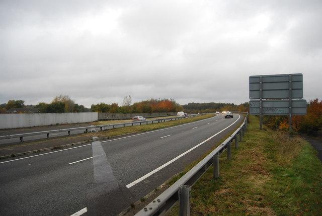 Blackwater Valley Relief Road