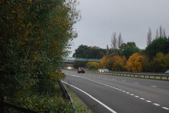 Blackwater Valley Road