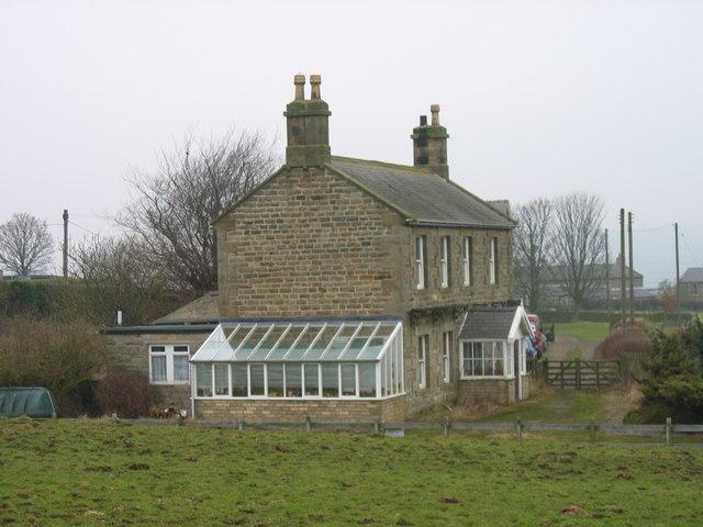 Former Elrington Station