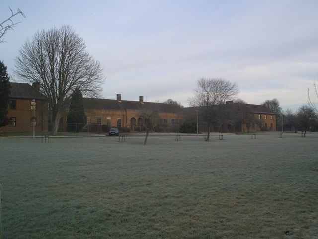 Former Officers' Mess, RAF Coltishall