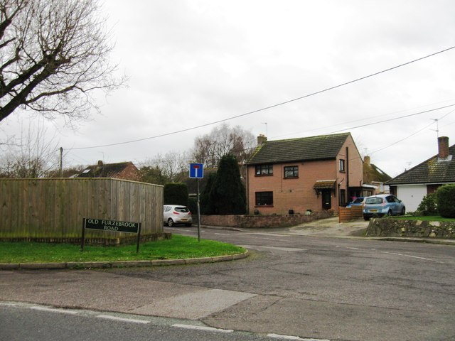 Old Furzebrook Road, Stoborough Green