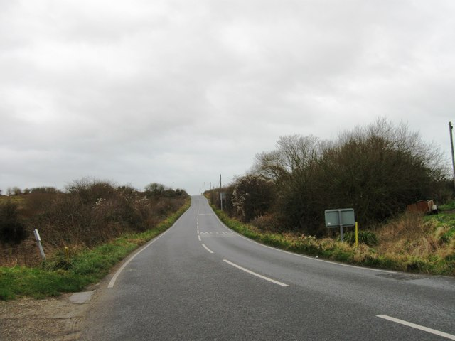 B3069 near Corfe Castle