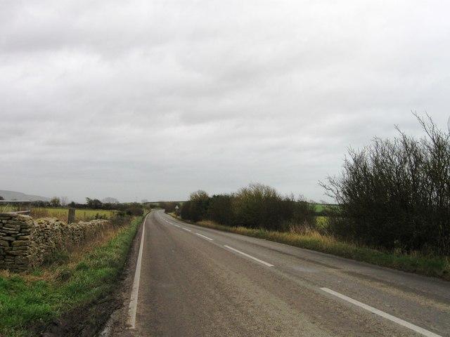 B3069 east of Kingston