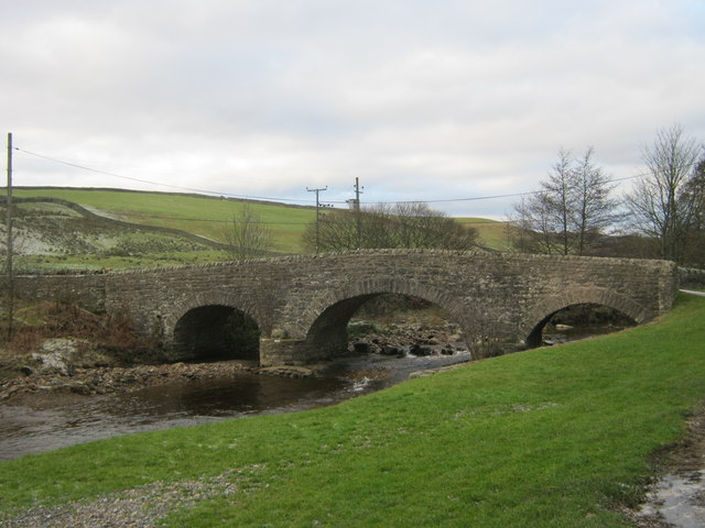 Whaw Bridge in Arkengarthdale