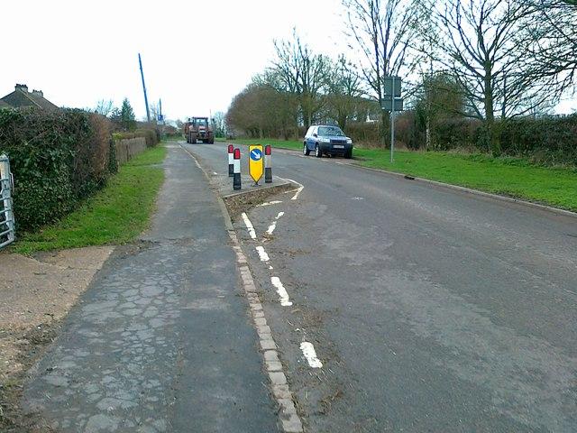 Rugby Road, Harborough Magna