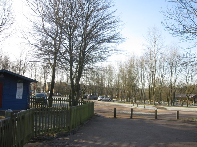 Tittesworth Water Visitor Centre parking
