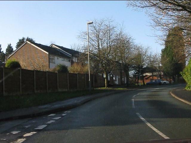 Kendal Road at Kenilworth Road
