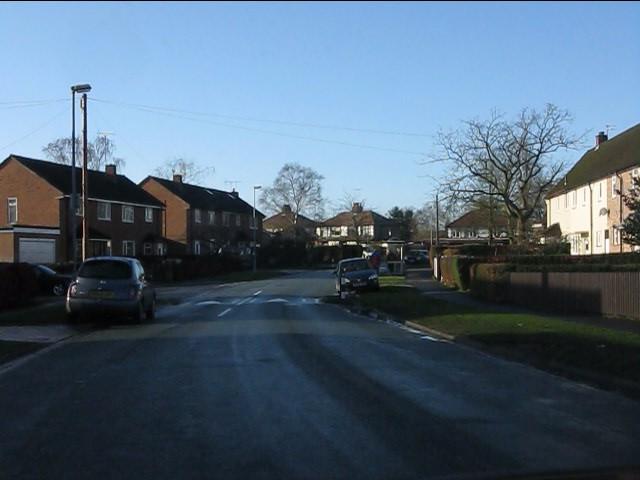 Earlsway, Weston