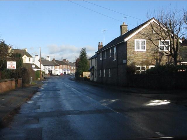 Gawsworth Road