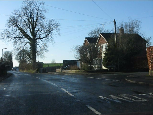 Houses on Pexhill Road