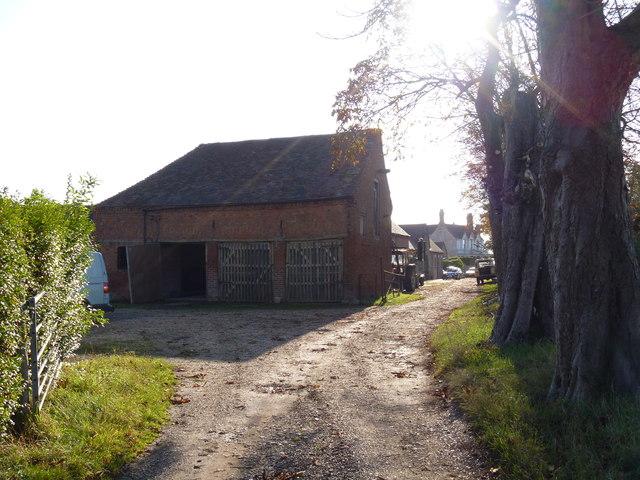 Cross-o-th-Hill Farm