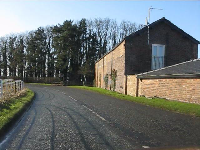 Converted barn, Pexhill Farm