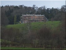 SS9907 : The south-east front of Hillersdon House by David Smith