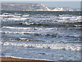 SY6880 : Weymouth Waves by Colin Smith