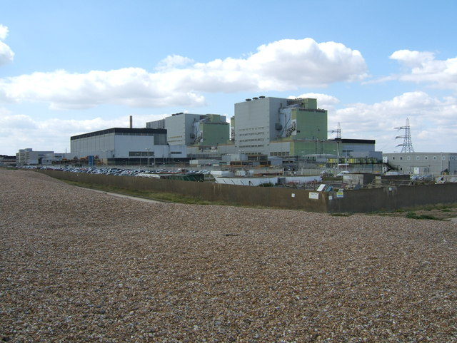 Nuclear Power Stations at Dungeness
