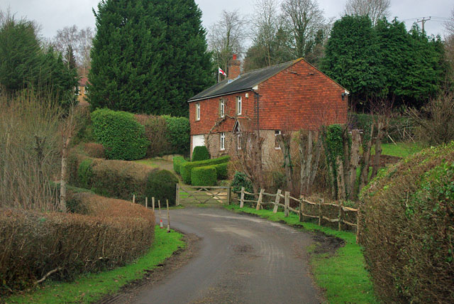 House on Bullingstone Lane