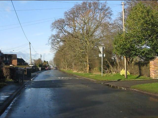 Twemlow Lane