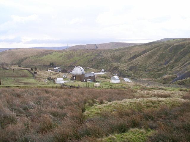 Astronomy Centre near Todmorden