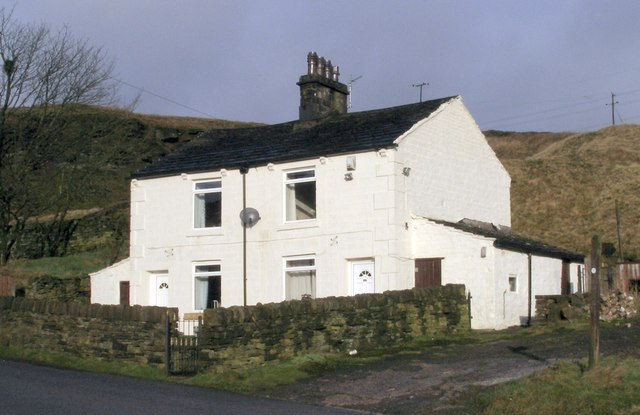 Cottages on Bacup Road