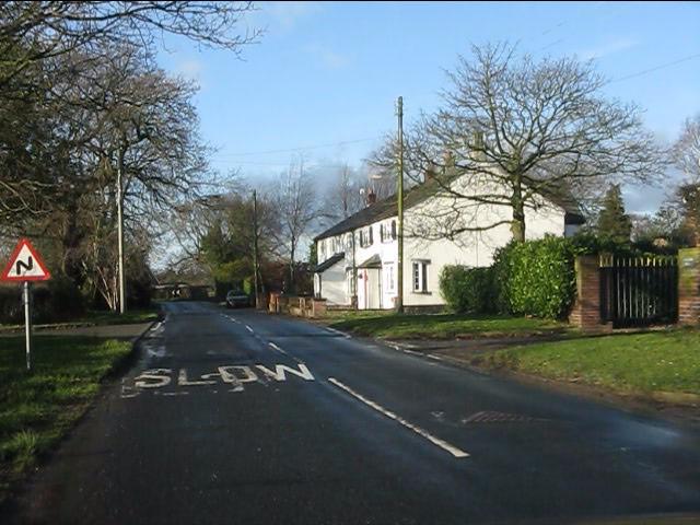 Cottages at Mount Pleasant, Twemlow Lane