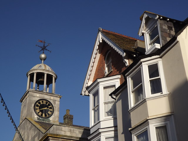 Belfry and Gables