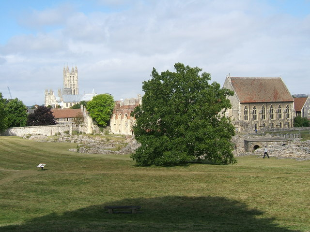 St Augustine's Abbey and Canterbury Cathedral