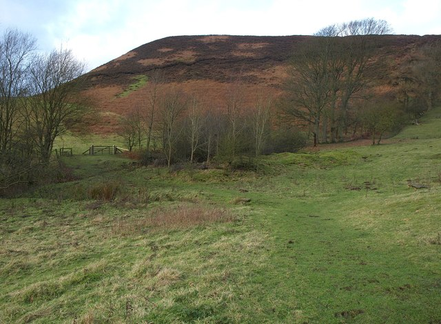 Path in the Hole of Horcum