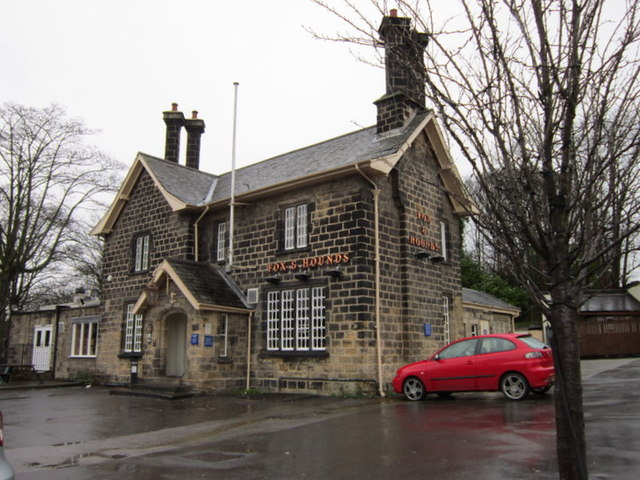 The Fox and Hounds, Horsforth, Leeds
