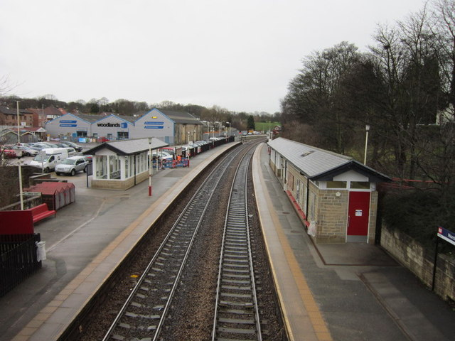 Horsforth train station