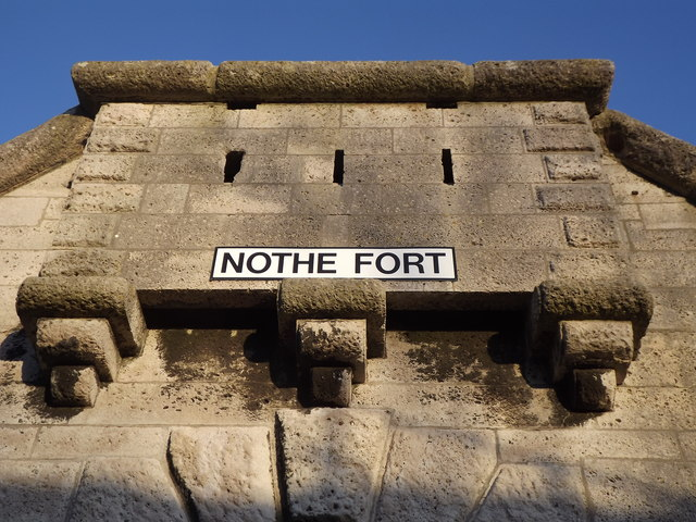 Nothe Fort, Weymouth