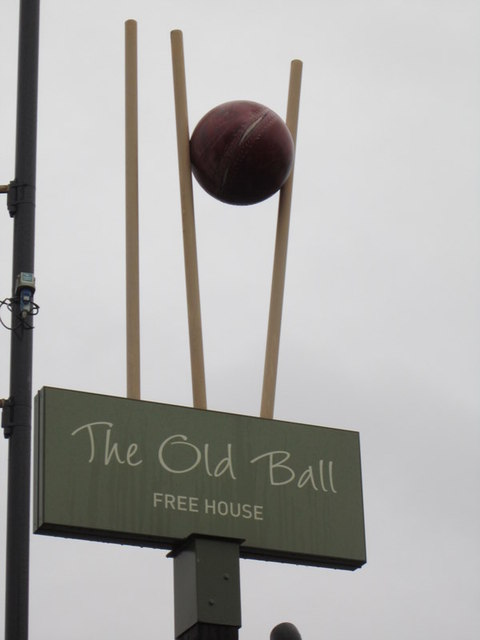 The Old Ball public house, Horsforth, Leeds