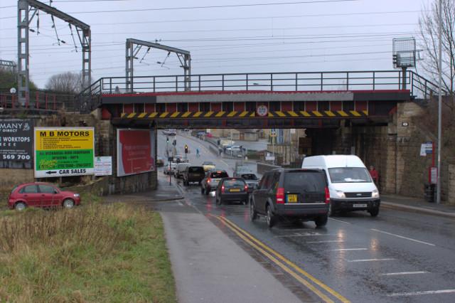 Low Well Railway Bridge