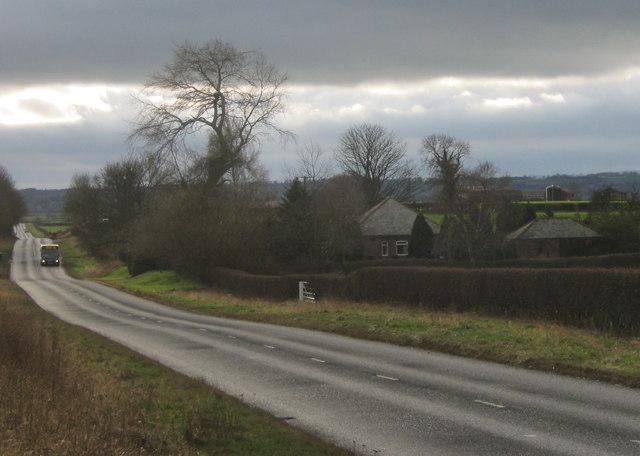 Grange View south of Stapleton