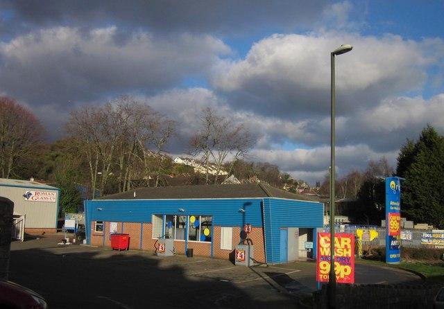 Car wash, Upton, Torquay
