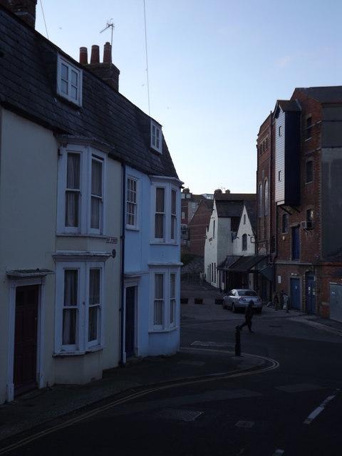 Barrack Road
